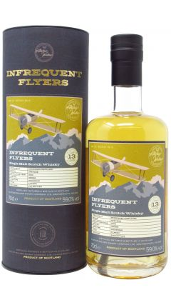 Benrinnes - Infrequent Flyers - Single Cask Batch #1 - 2006 13 year old Whisky