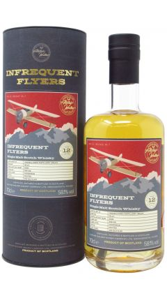 Infrequent Flyers - Islay Single Cask Batch #1 - 2006 12 year old Whisky