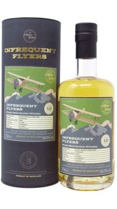 Royal Brackla - Infrequent Flyers - Single Cask Batch #1 - 2006 12 year old Whisky
