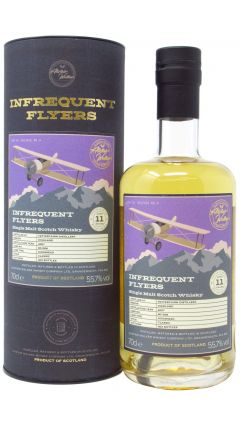 Fettercairn - Infrequent Flyers - Single Cask #801506 - 2007 11 year old Whisky