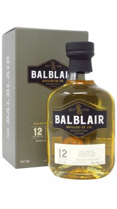 Balblair - Highland Single Malt Scotch 12 year old Whisky