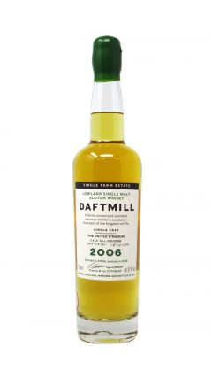 Daftmill - UK Exclusive Single Cask #21  - 2006 12 year old Whisky