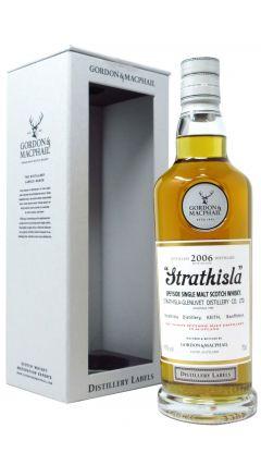 Strathisla - Distillery Label Speyside Single Malt - 2006 12 year old Whisky