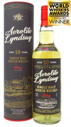 The Character Of Islay Whisky Company - Aerolite Lyndsay - Islay Single Malt 10 year old Whisky