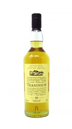 Teaninich - Flora and Fauna 10 year old Whisky