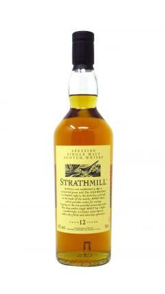 Strathmill - Flora and Fauna 12 year old Whisky