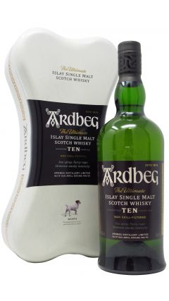 Ardbeg - Old Ardbone - Limited Release Gift Tin 10 year old Whisky