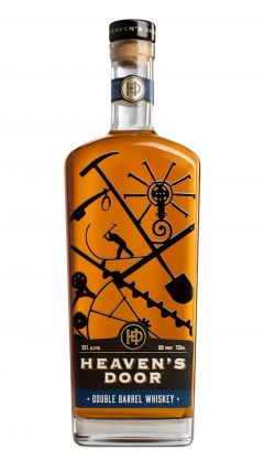 Heaven's Door - Heaven's Door Double Barrel 100 Proof Whisky