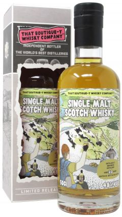 Ben Nevis - That Boutique-Y Whisky Company Batch #10 23 year old Whisky