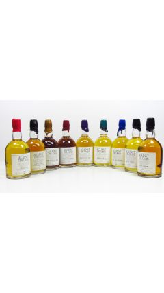 Against The Grain - Complete Set of all 9 Bottles Whisky