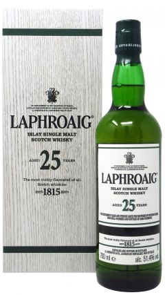 Laphroaig - Cask Strength 2019 Edition 25 year old Whisky