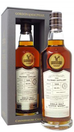 Old Pulteney - Connoisseurs Choice - 1999 19 year old Whisky