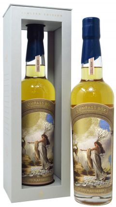 Compass Box - Myths & Legends I - Limited Edition Whisky