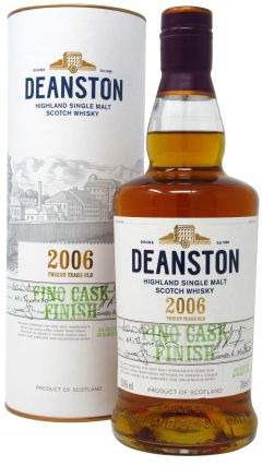 Deanston - Fino Cask Finish - 2006 12 year old Whisky