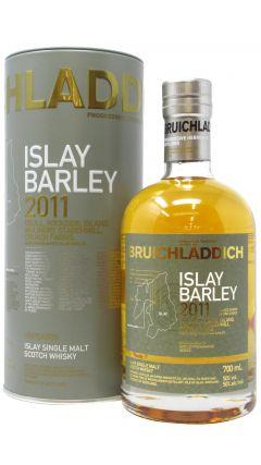 Bruichladdich - Islay Barley - 2011 6 year old Whisky