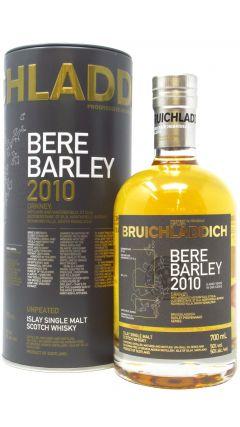 Bruichladdich - Bere Barley - 2010 8 year old Whisky