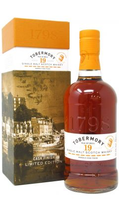Tobermory - Marsala Cask Finish - 1999 19 year old Whisky