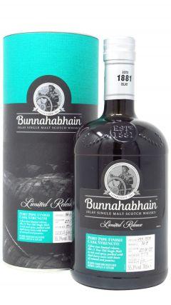 Bunnahabhain - Port Pipe Edition - 2007 11 year old Whisky
