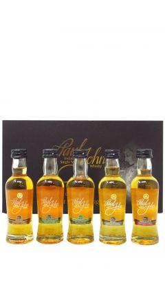 Paul John - 5 x 5cl Miniatures Family Gift Pack Whisky