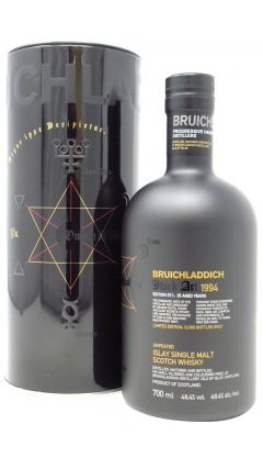 Bruichladdich - Black Art 7.1 - 1994 25 year old Whisky