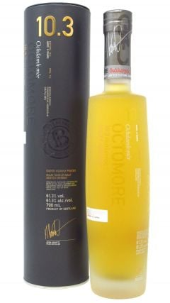 Bruichladdich - Octomore 10.3 - 2013 6 year old Whisky