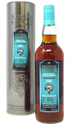 Tobermory - Murray McDavid Benchmark Single Malt - 1995 20 year old Whisky
