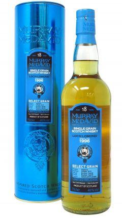 Loch Lomond - Murray McDavid Benchmark Single Grain - 1996 18 year old Whisky