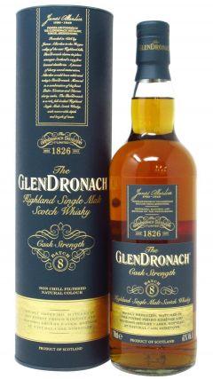 Glendronach - Cask Strength Batch 8 Whisky