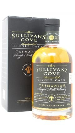 Sullivans Cove - American Oak Single Cask #TD0174 - 2005 13 year old Whisky