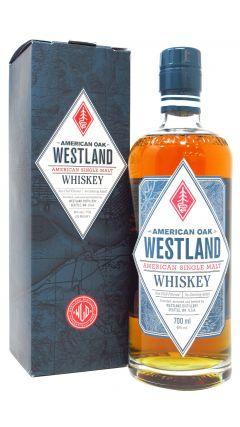 Westland - American Oak Single Malt Whiskey