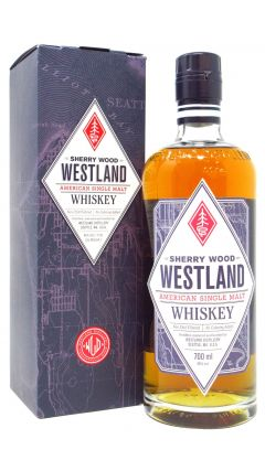Westland - American Single Malt Sherry Oak Whiskey