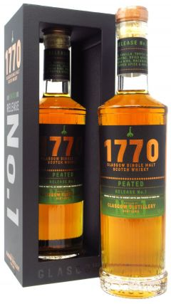 Glasgow Distillery - 1770 Peated Single Malt Whisky