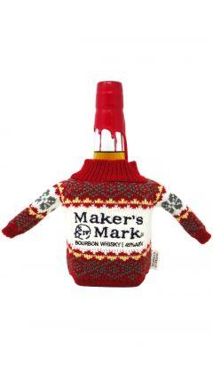 Maker's Mark - Kentucky Straight Bourbon - Jumpered Edition Whiskey