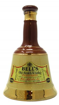 Bells - Wade Bell Decanter Half Size Whisky