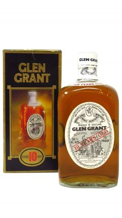 Glen Grant - Highland Malt Scotch (old bottling) 10 year old Whisky