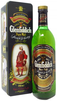Glenfiddich - Clans Of The Highlands - The House Of Stewart Whisky