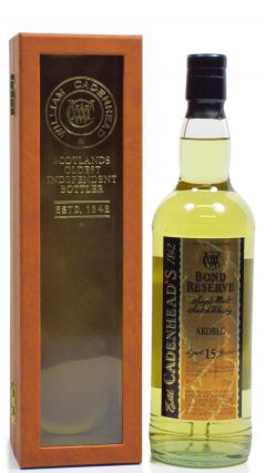 Ardbeg - Bond Reserve - 1993 15 year old Whisky
