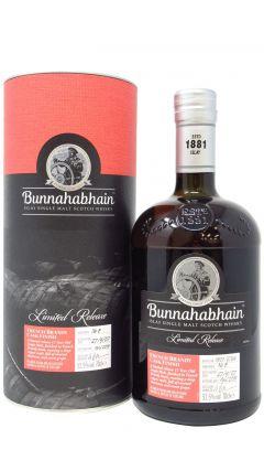 Bunnahabhain - French Brandy Finish - 2007 11 year old Whisky