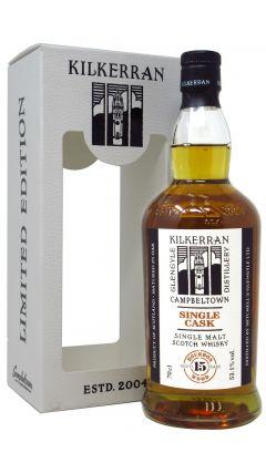 Kilkerran - 15th Anniversary Single Cask - 2004 15 year old Whisky