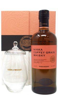 Nikka - Coffey Grain Tasting Glass With Lid Gift Set Whisky