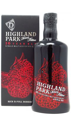 Highland Park - Twisted Tattoo Single Malt 16 year old Whisky