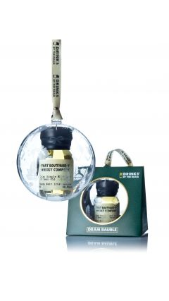 - That Boutique-y Whisky - Irish Single Malt #1 - Christmas Tree Bauble (Single) (2019) 13 year old Whiskey