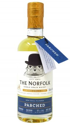 The English Whisky Co. - The Norfolk - Parched - Single Grain Whisky