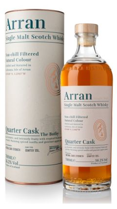 Arran - Quarter Cask - The Bothy Whisky