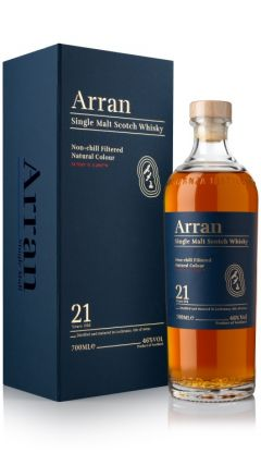 Arran - Single Malt Scotch 21 year old Whisky