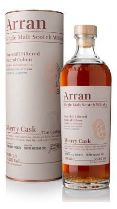 Arran - Sherry Cask  - The Bodega Whisky