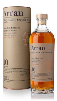 Arran - Single Malt Scotch 10 year old Whisky
