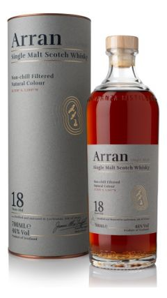 Arran - Single Malt Scotch 18 year old Whisky