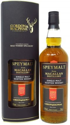 Macallan - Speymalt - 2005 14 year old Whisky