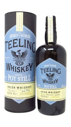 Teeling Whiskey Co. - Single Irish Pot Still Whiskey